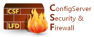 ConfigServer Security & Firewall